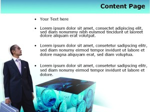 Esempio di Template in Powerpoint